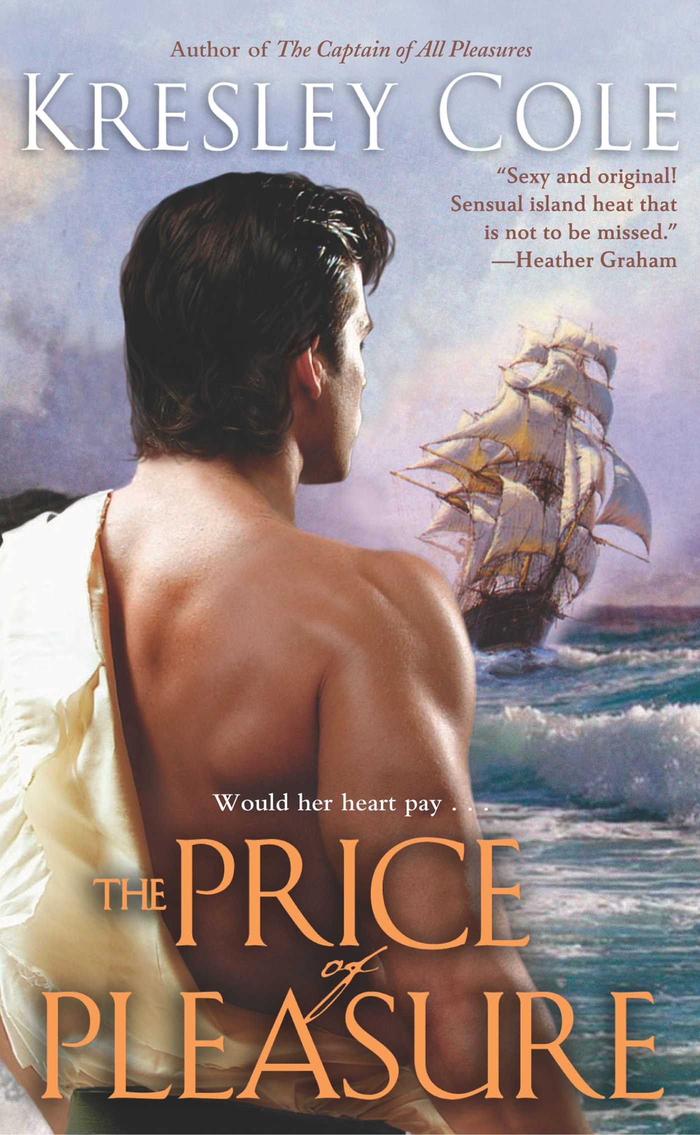 The price of pleasure book by kresley cole official publisher the price of pleasure 9780743466509 hr fandeluxe Images