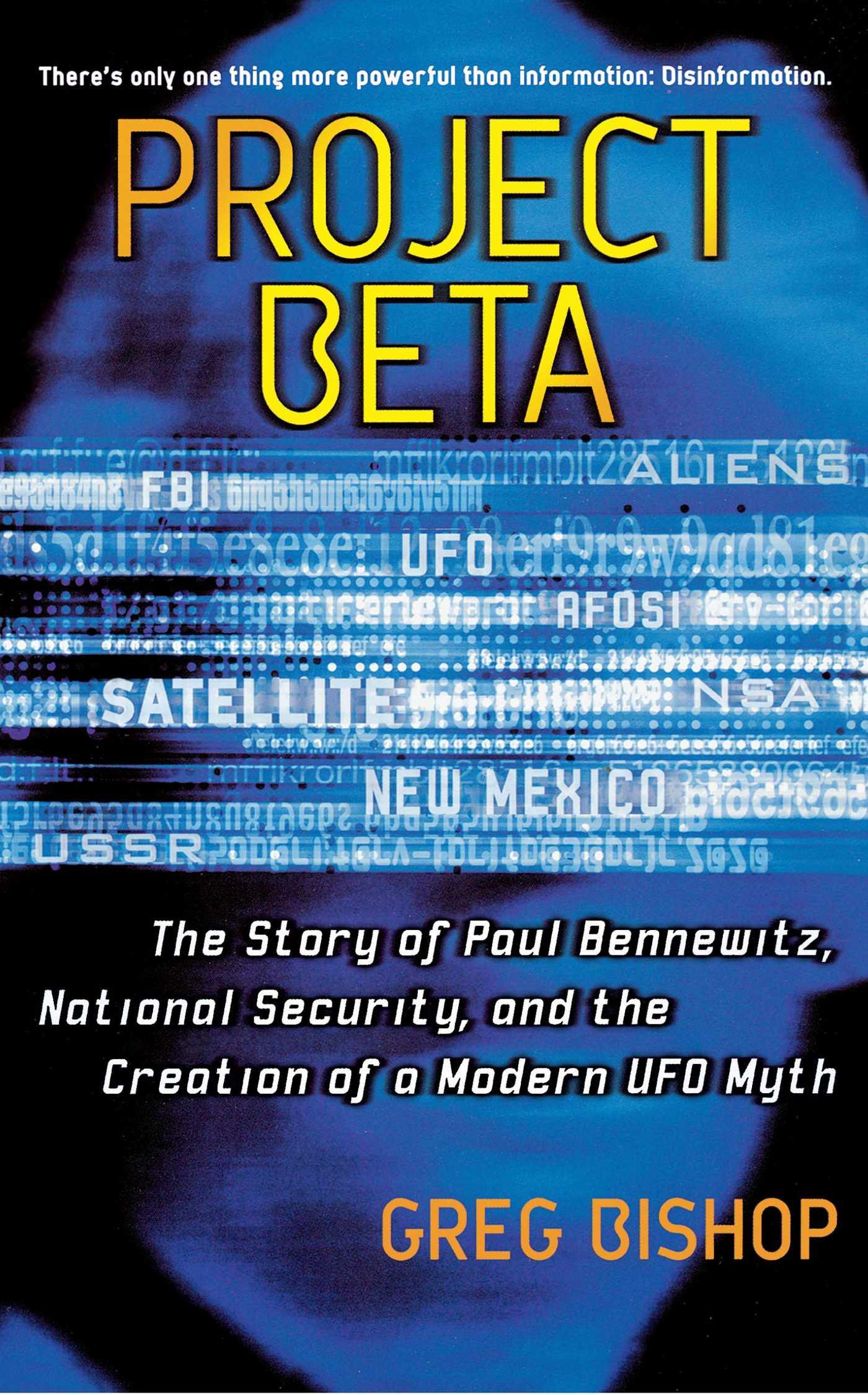 Project beta 9780743470926 hr