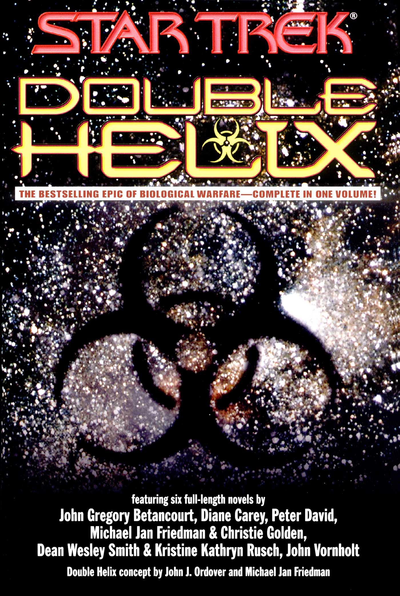 Double helix omnibus 9780743473934 hr