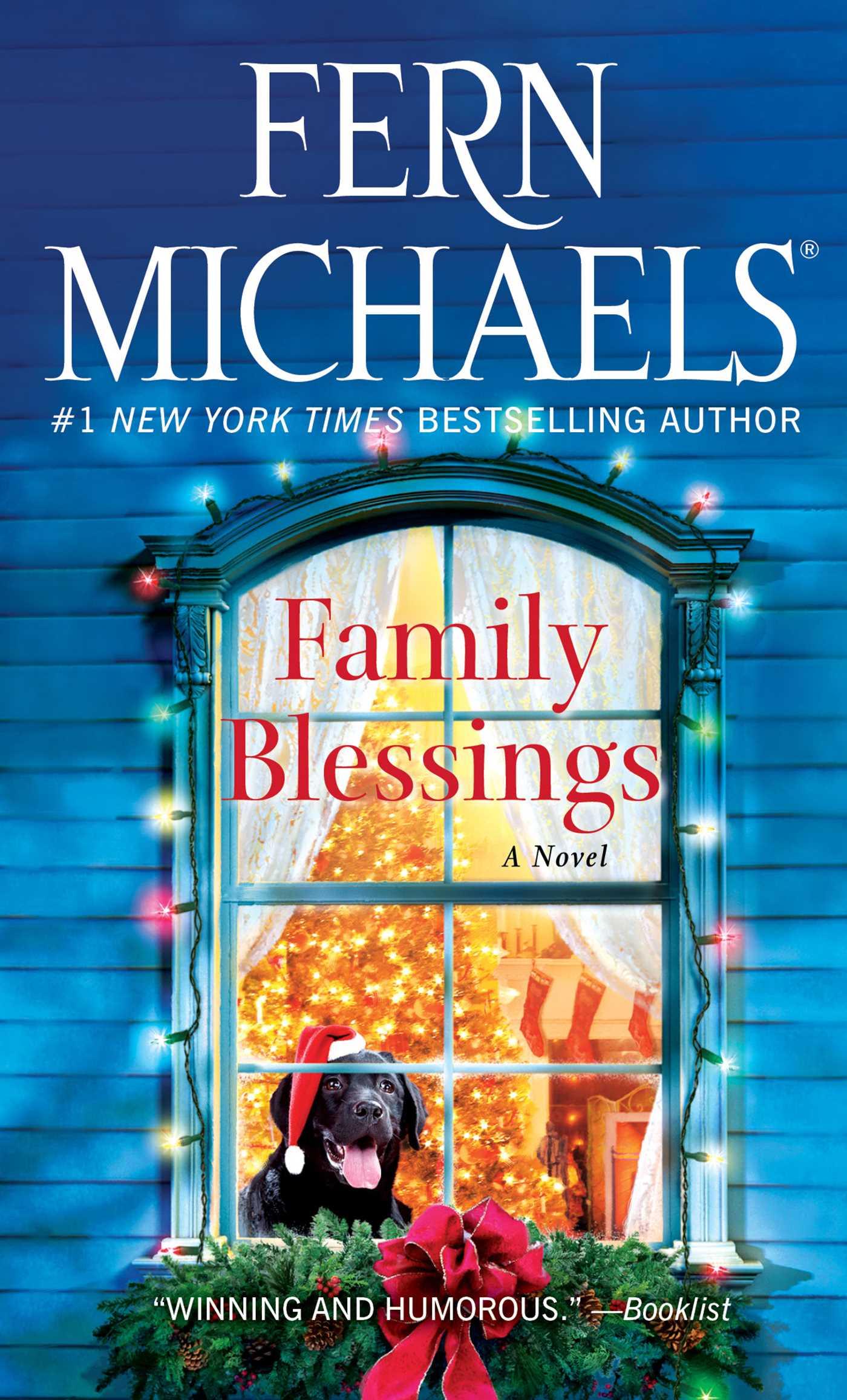 Family blessings 9780743477482 hr