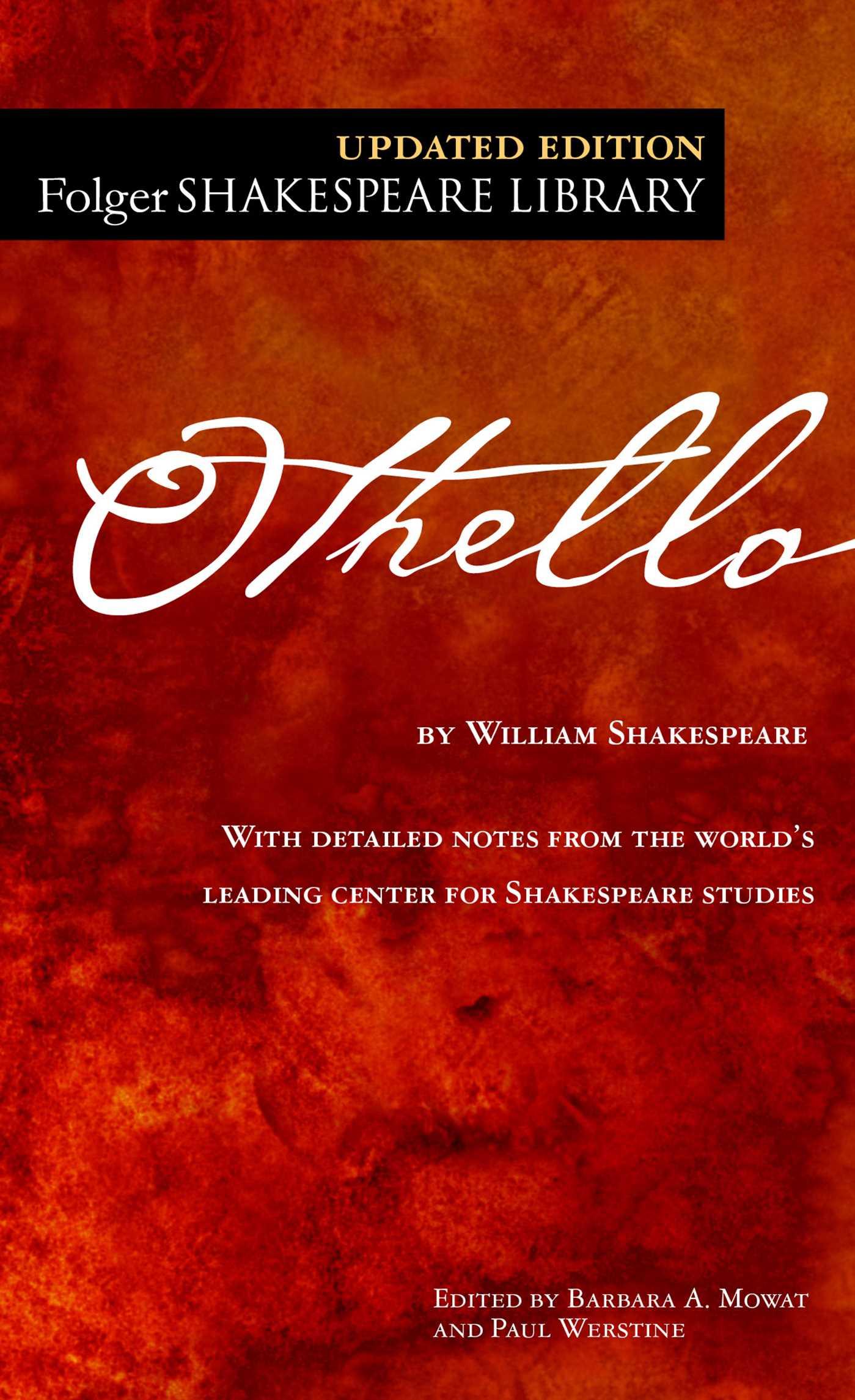 Othello 9780743477550 hr