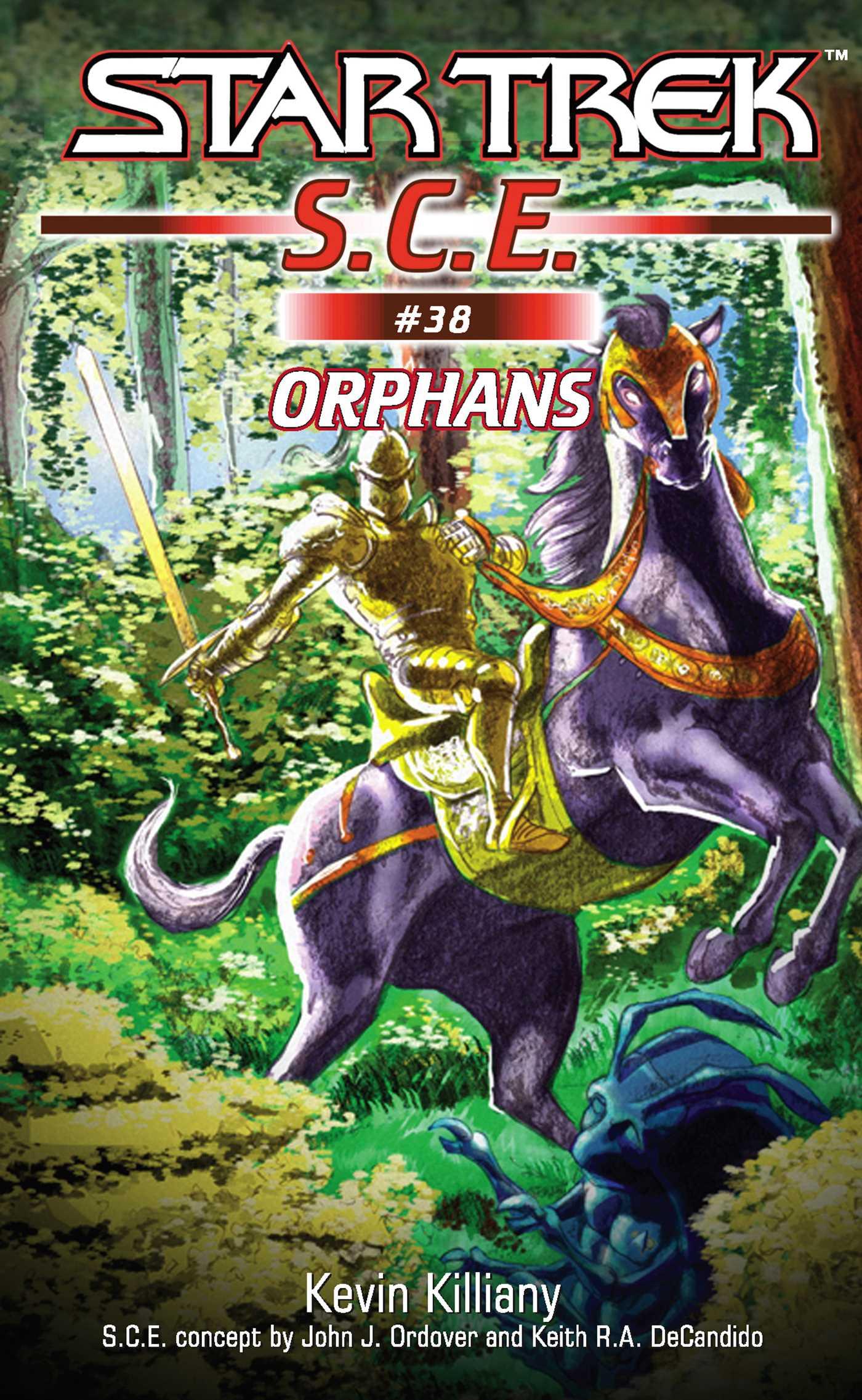 Star trek orphans 9780743480857 hr