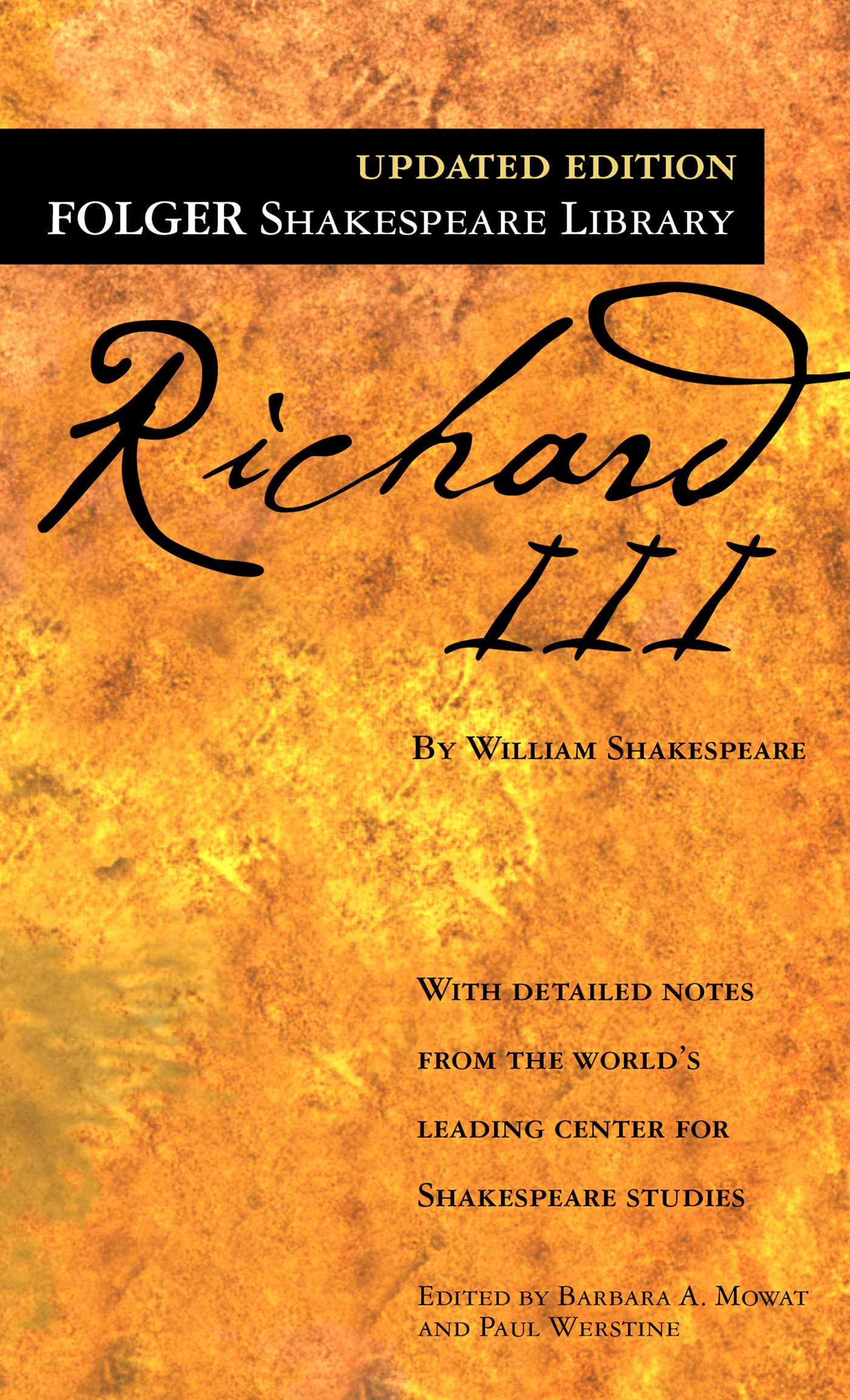 Richard iii 9780743482844 hr