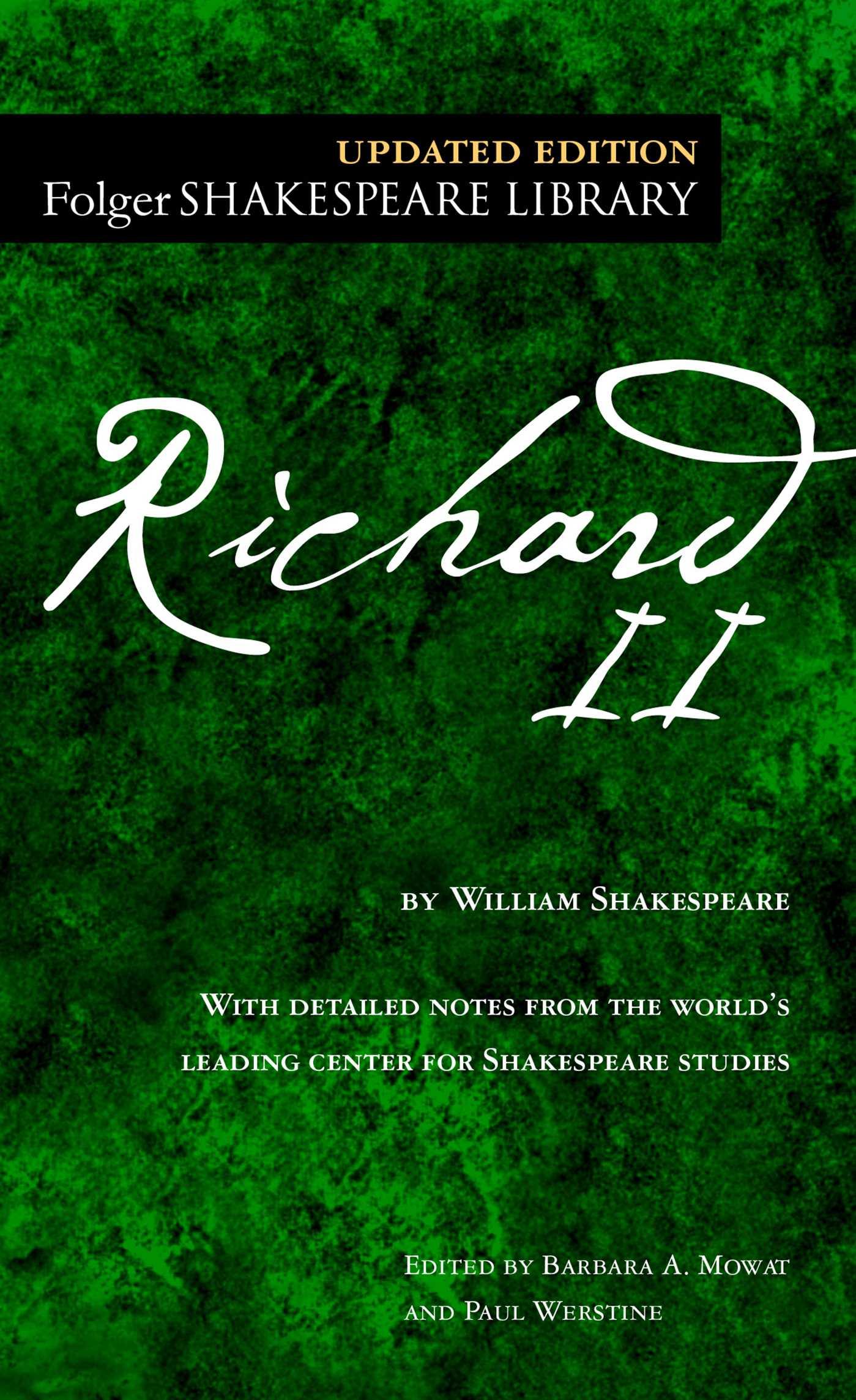 Richard ii 9780743484916 hr