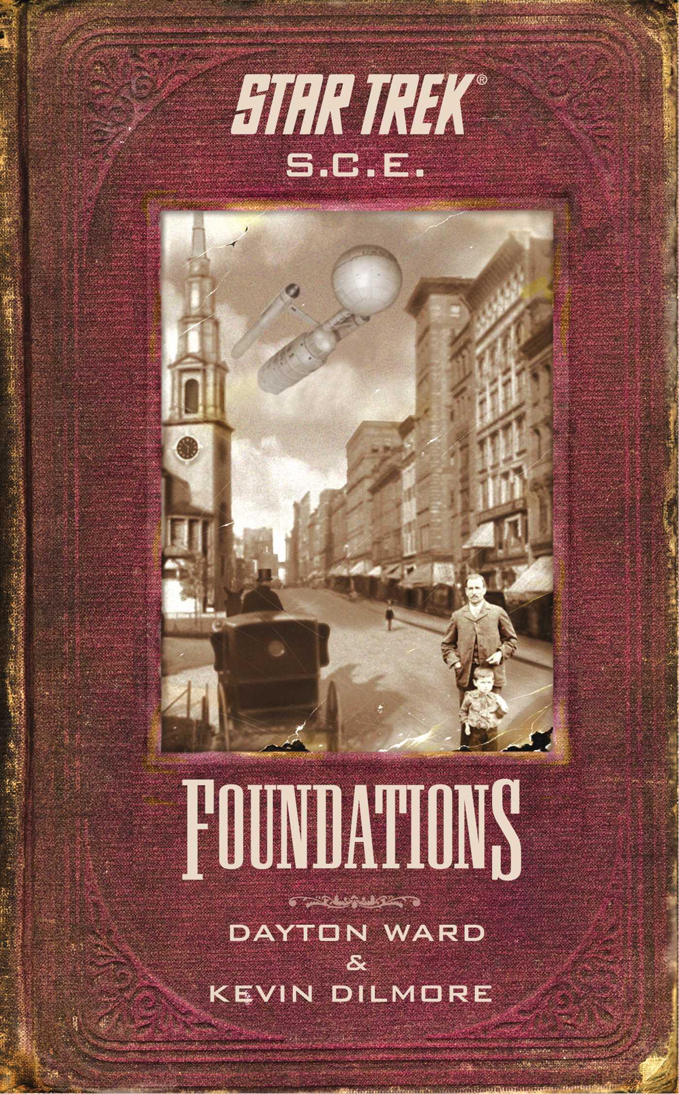 Star trek corps of engineers foundations 9780743489058 hr