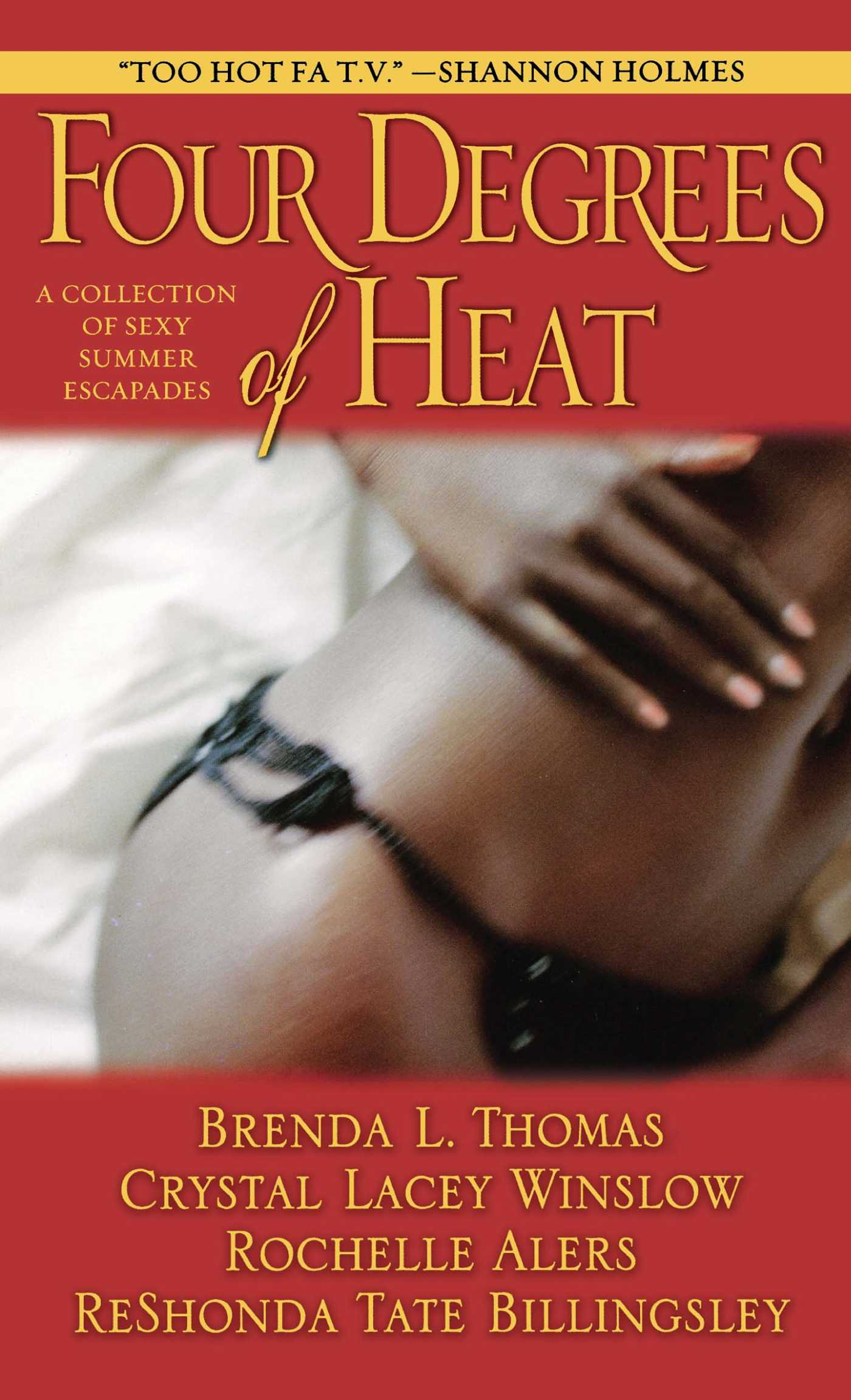 Four degrees of heat 9780743491457 hr