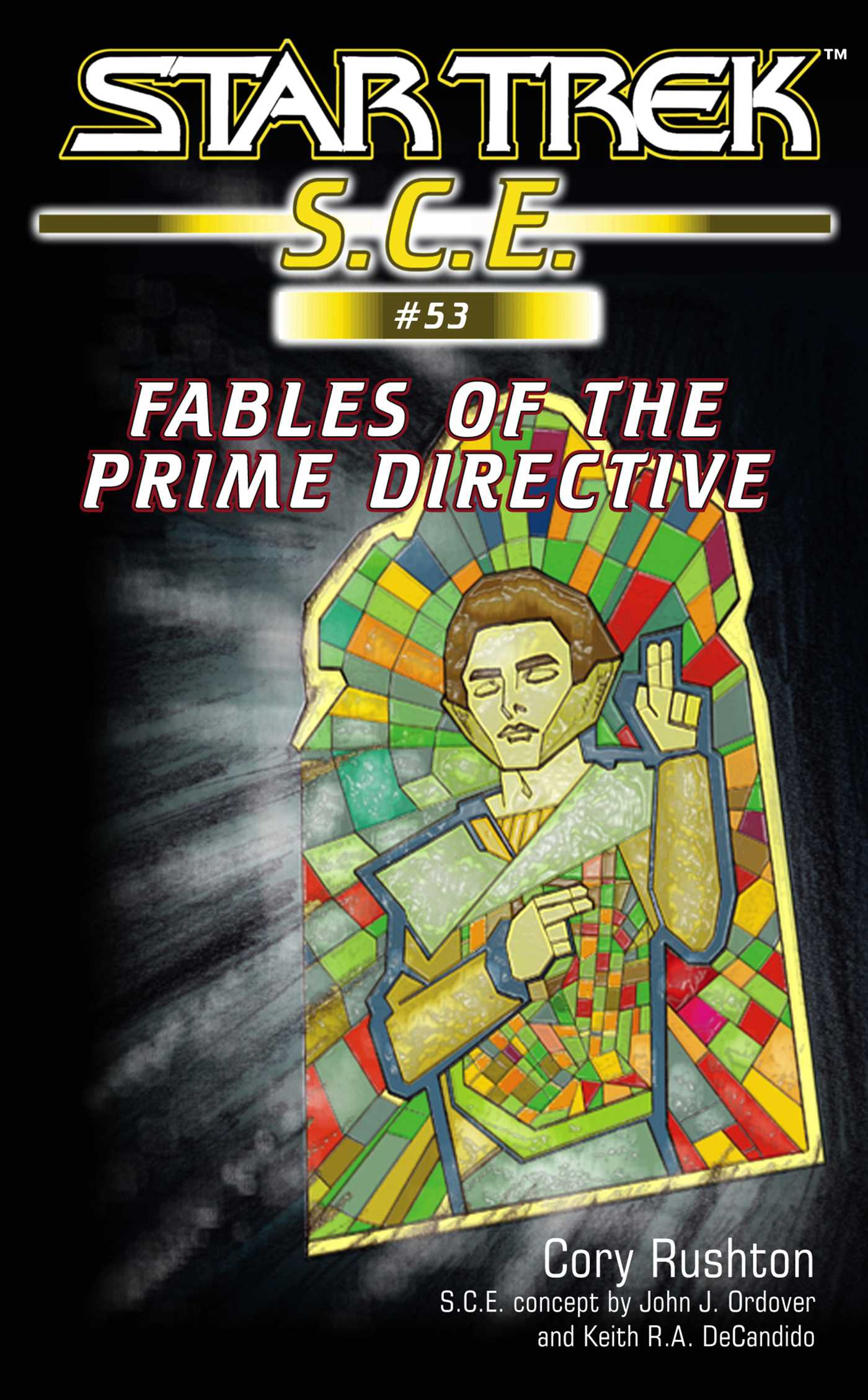 Star trek fables of the prime directive 9780743496834 hr