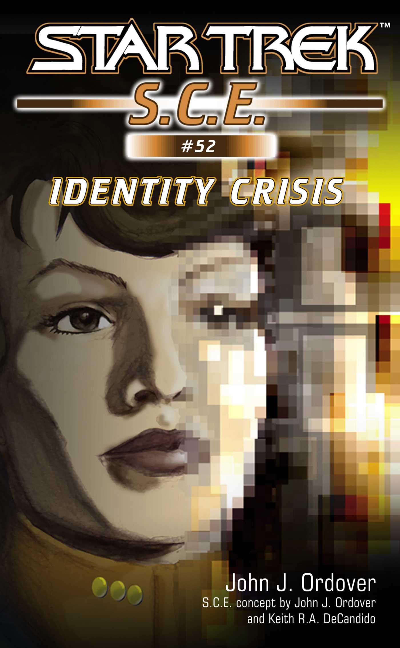 Star trek identity crisis 9780743496841 hr