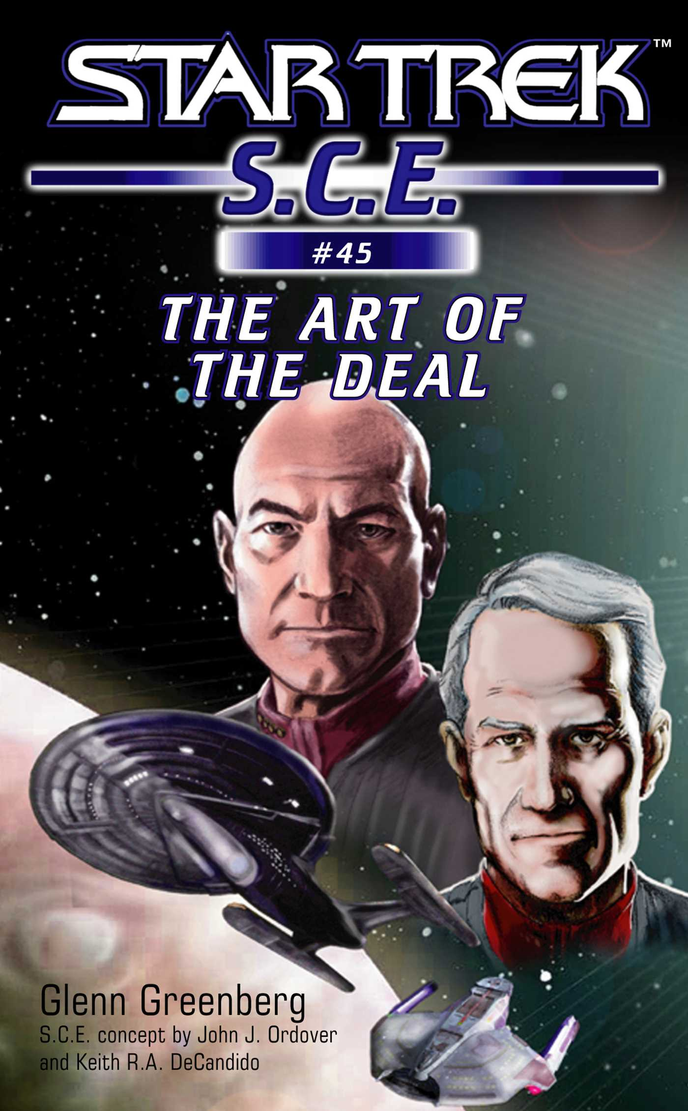 Star trek the art of the deal 9780743496865 hr