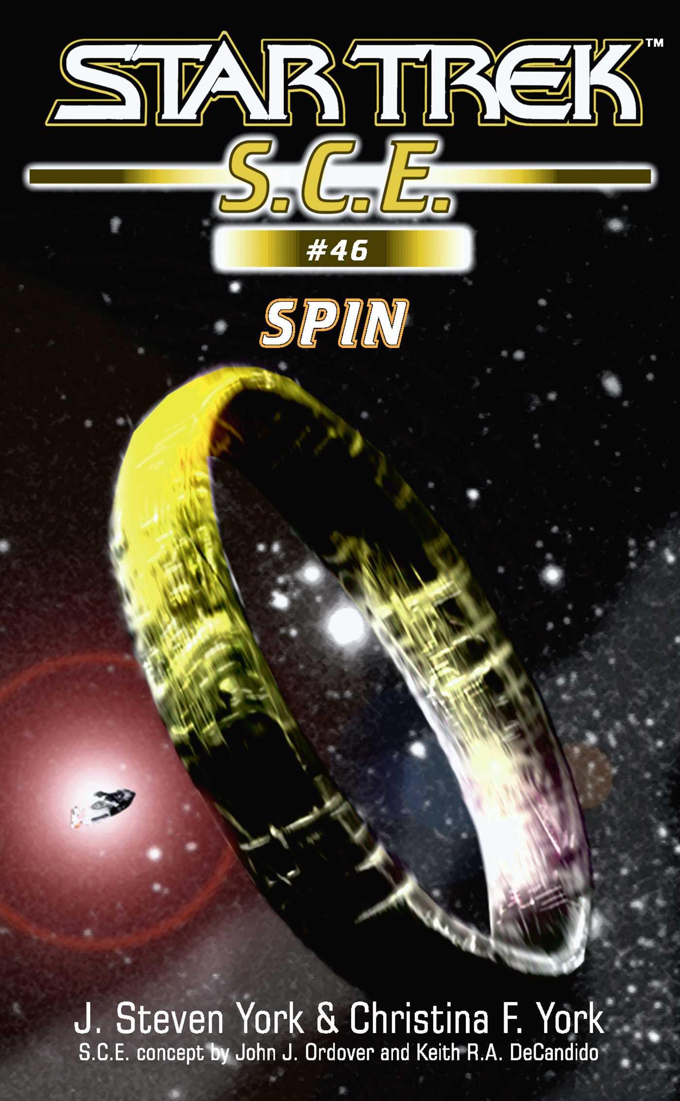 Star trek spin 9780743496872 hr