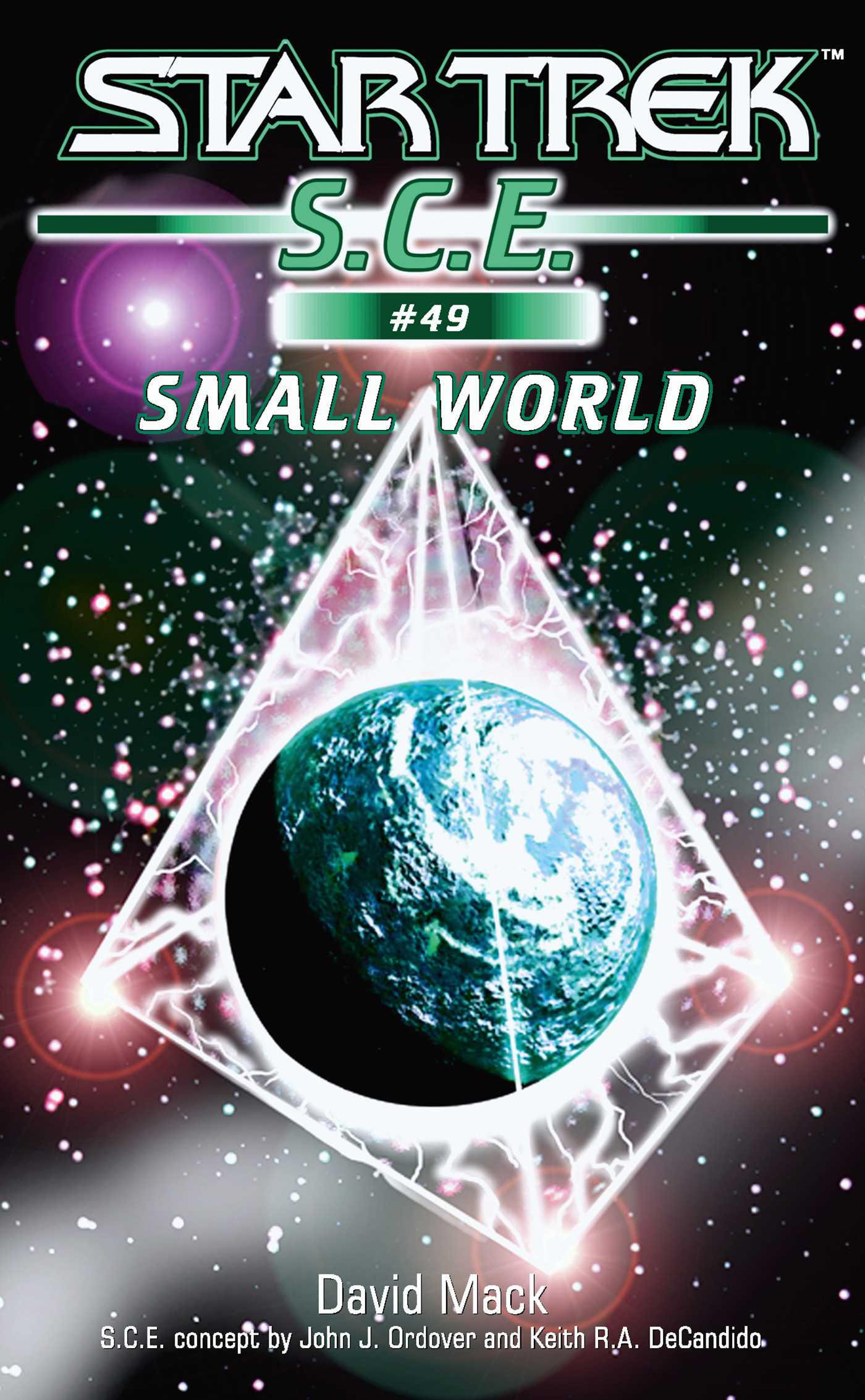 Star trek small world 9780743496902 hr
