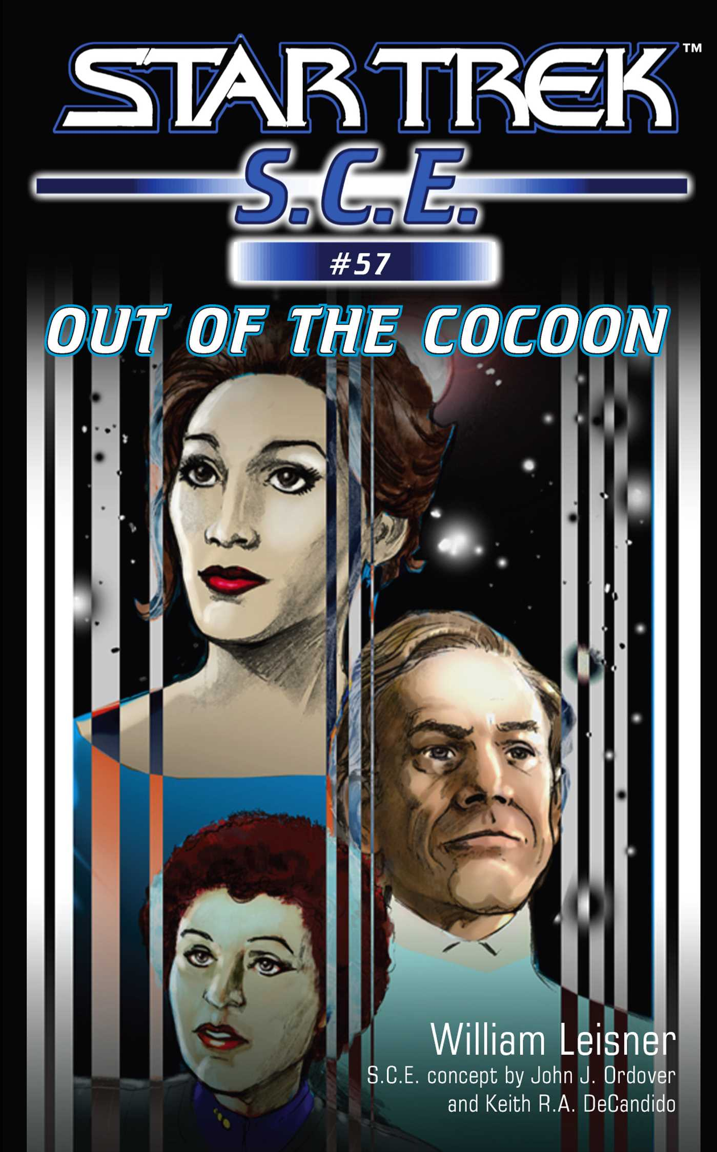 Star trek out of the cocoon 9780743496926 hr