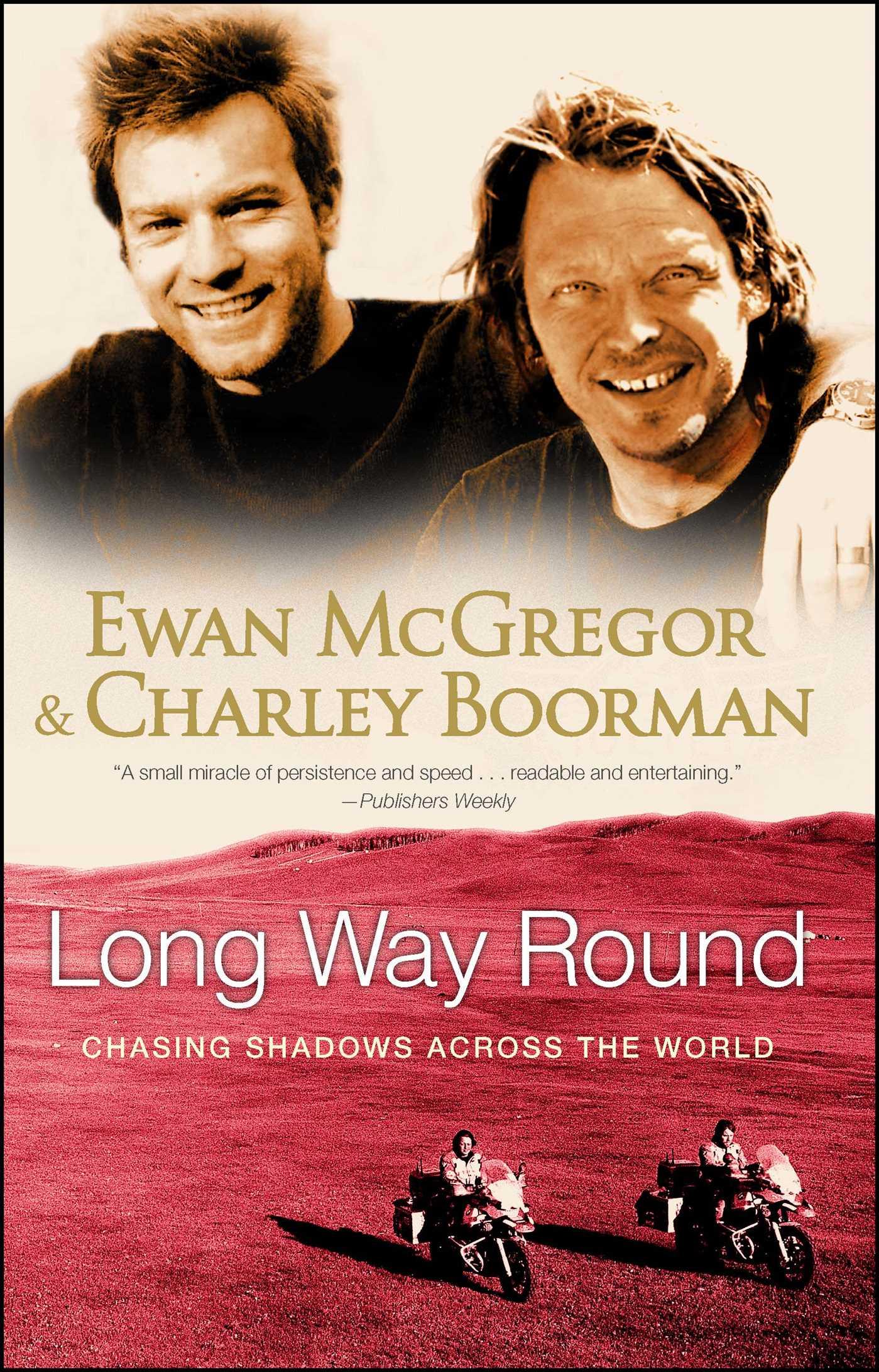 Book By Ewan McGregor, Charley Boorman