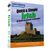 Pimsleur Irish Quick & Simple Course - Level 1 Lessons 1-8 CD