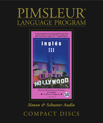 Pimsleur English for Spanish Speakers Level 3 CD