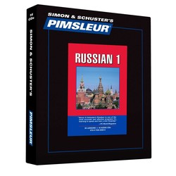 Pimsleur Russian Level 1 CD