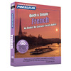 Pimsleur French Quick & Simple Course - Level 1 Lessons 1-8 CD