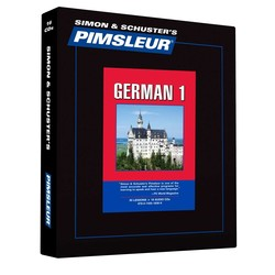 Pimsleur German Level 1 CD