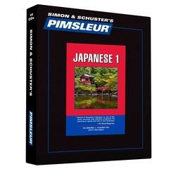 Pimsleur Japanese Level 1 CD