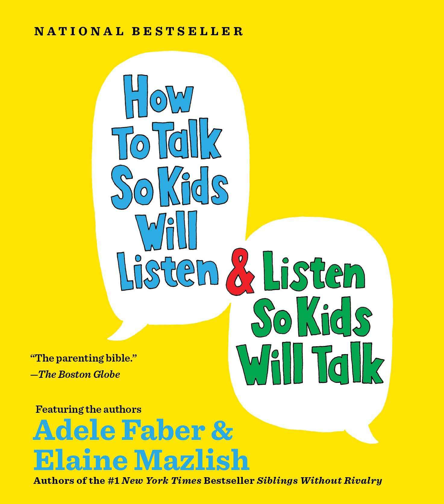 listen to a talk_Adele Faber | Official Publisher Page | Simon Schuster UK