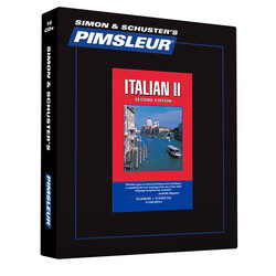Pimsleur Italian Level 2 CD