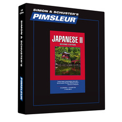 Pimsleur Japanese Level 2 CD