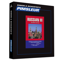 Pimsleur Russian Level 3 CD
