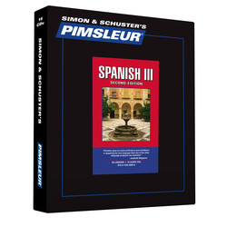 Pimsleur Spanish Level 3 CD