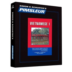 Pimsleur Vietnamese Level 1 CD