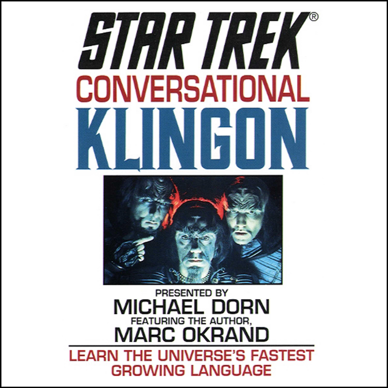 Star trek conversational klingon 9780743542692 hr