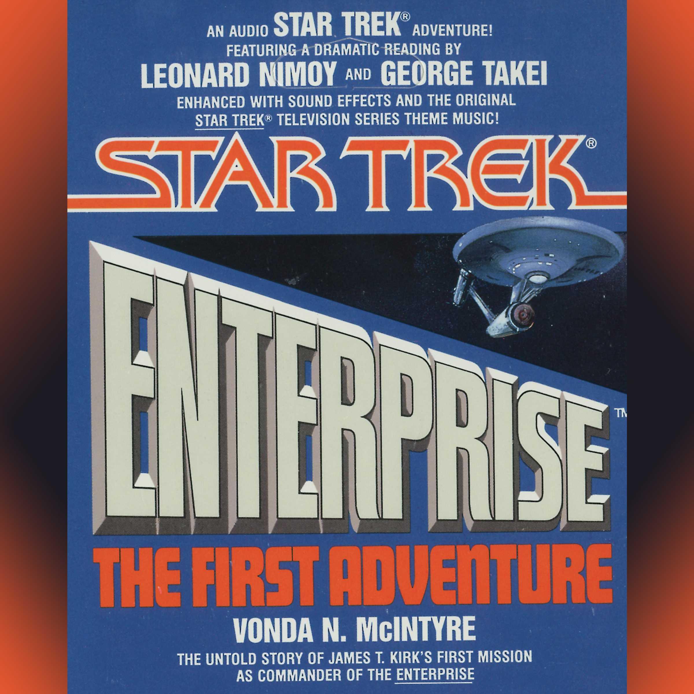 Star trek enterprise the first adventure 9780743542760 hr