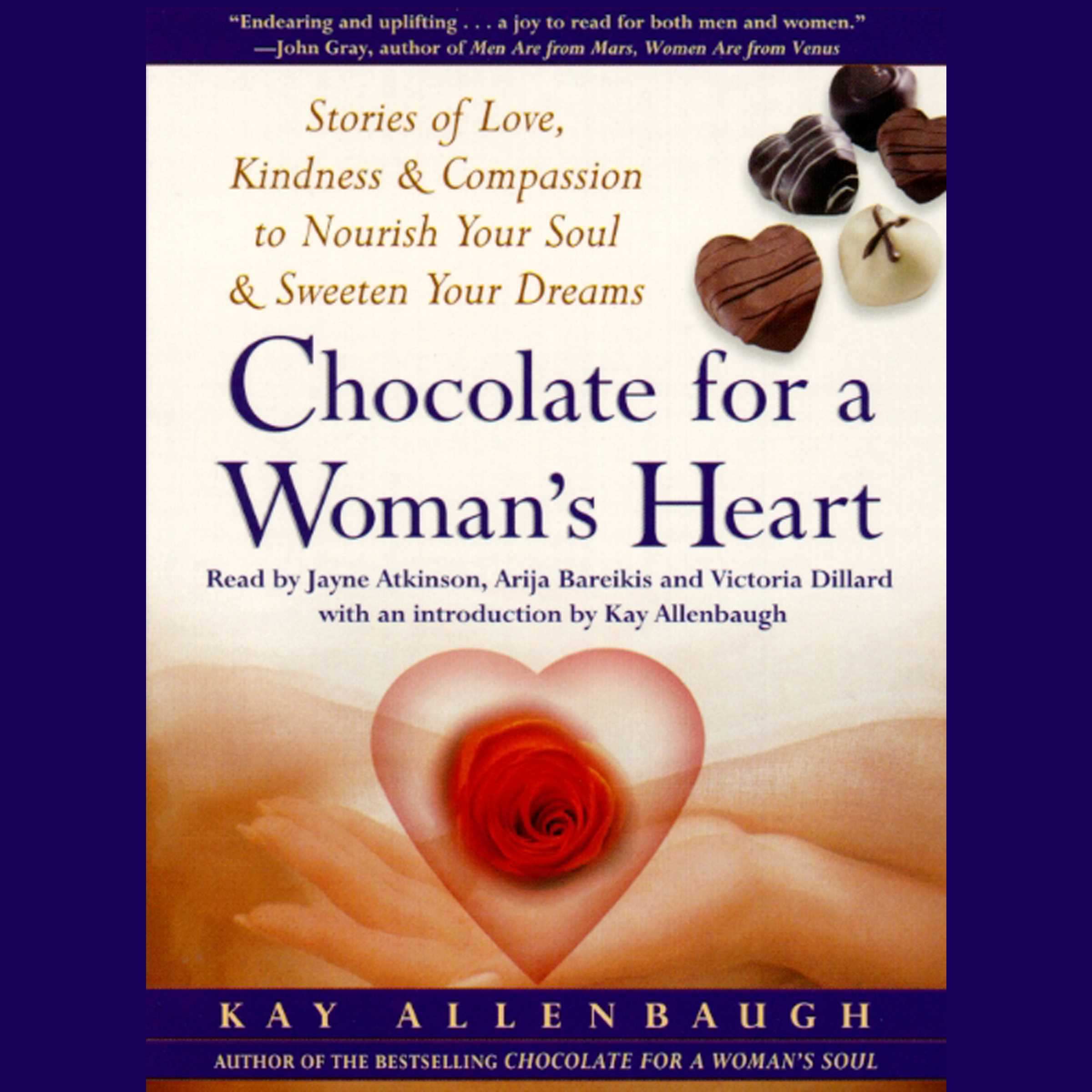 Chocolate for a womans heart 9780743542791 hr