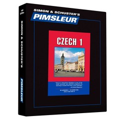 Pimsleur Czech Level 1 CD