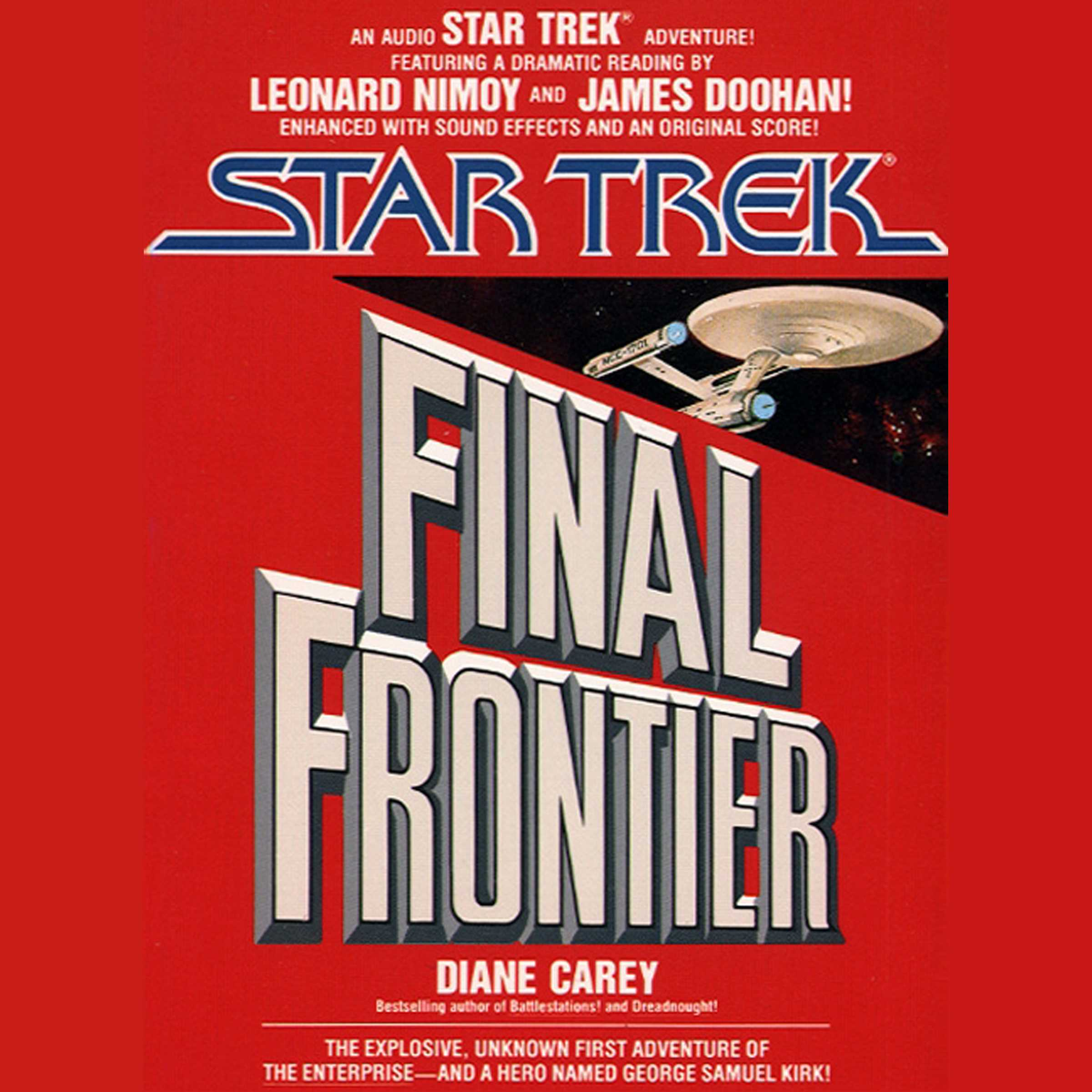 Star trek final frontier 9780743545389 hr