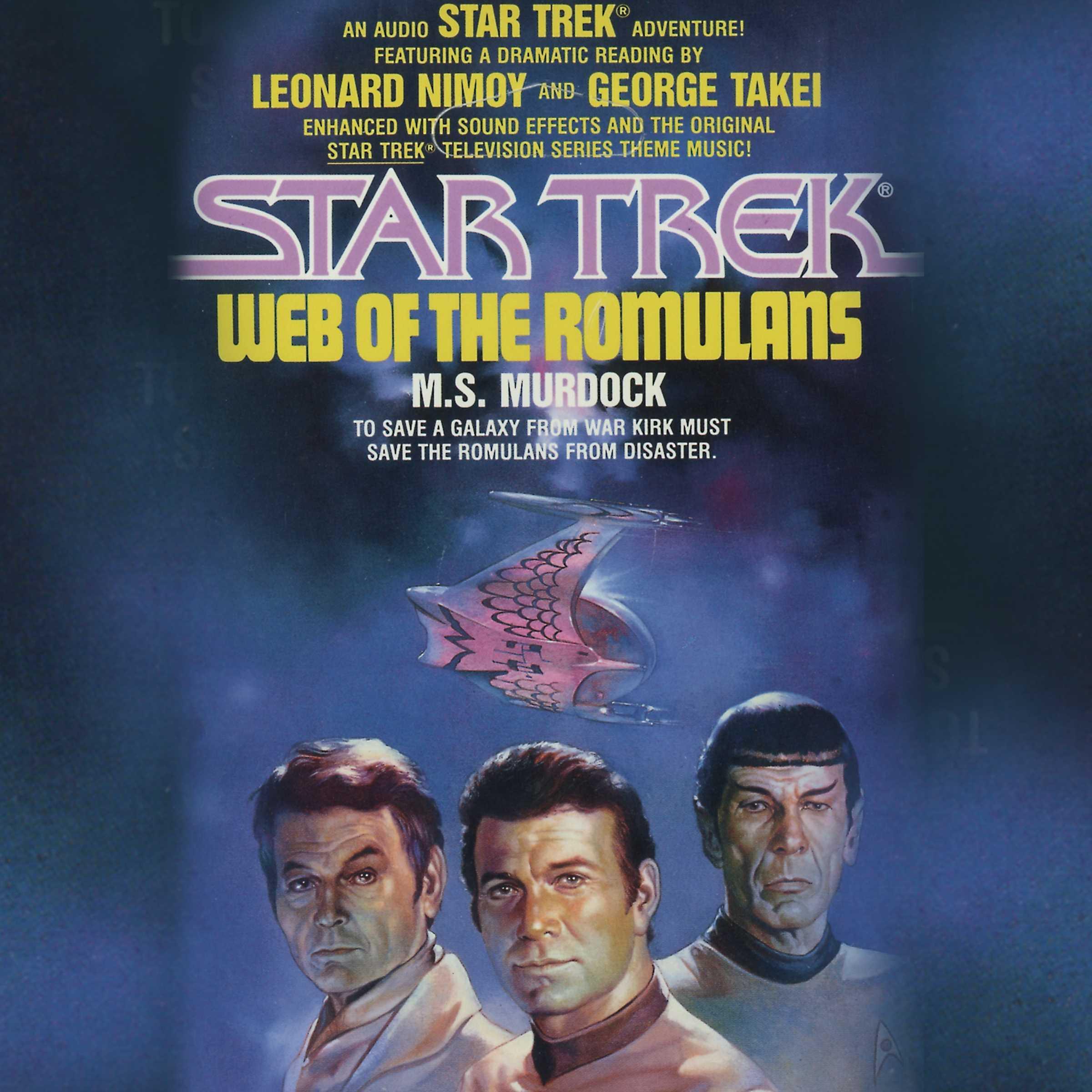 Star trek web of the romulans 9780743545402 hr