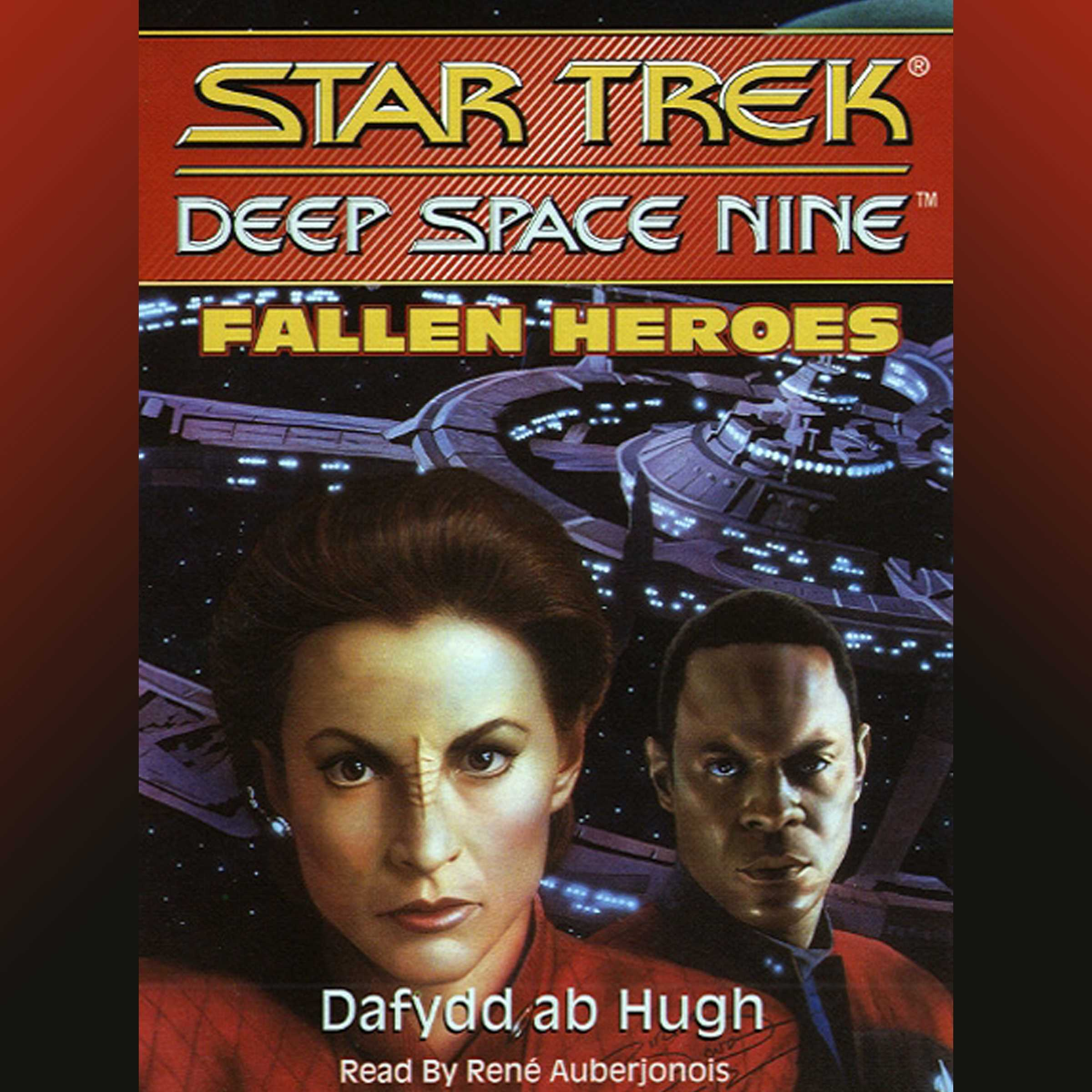 Star trek deep space nine fallen heroes 9780743546232 hr