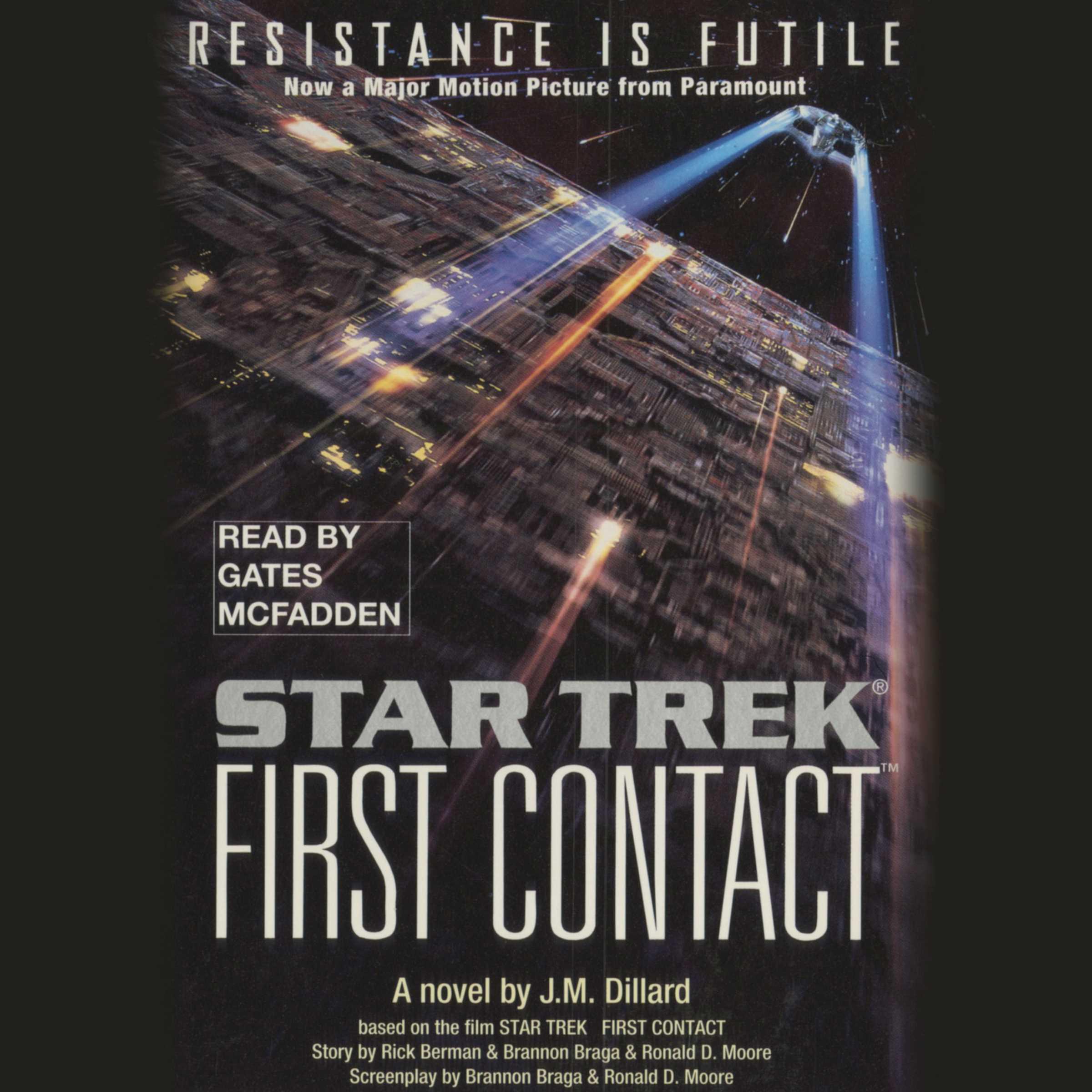 Star trek first contact 9780743546355 hr