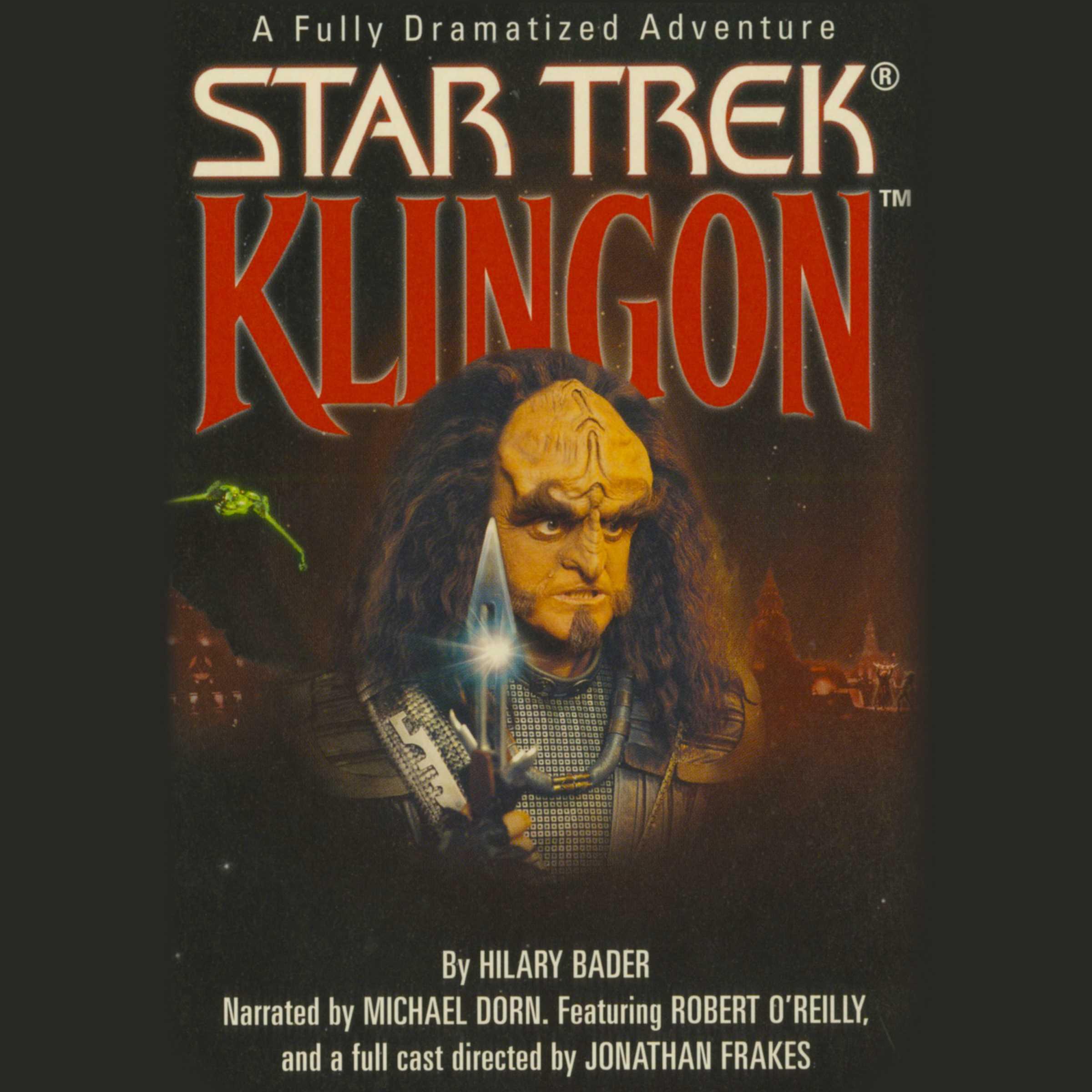 Star trek klingon 9780743546430 hr