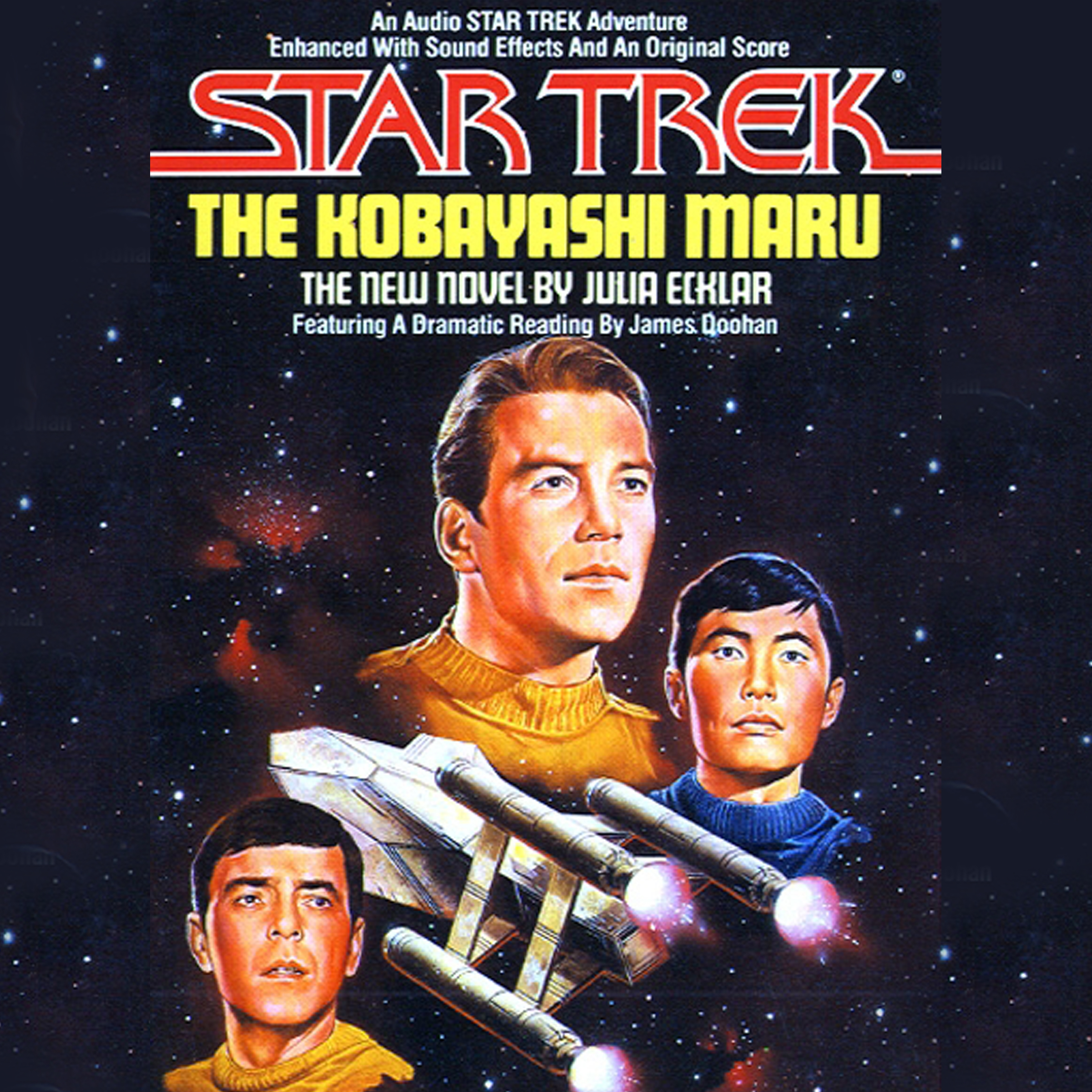 Star trek kabayashi maru 9780743546751 hr