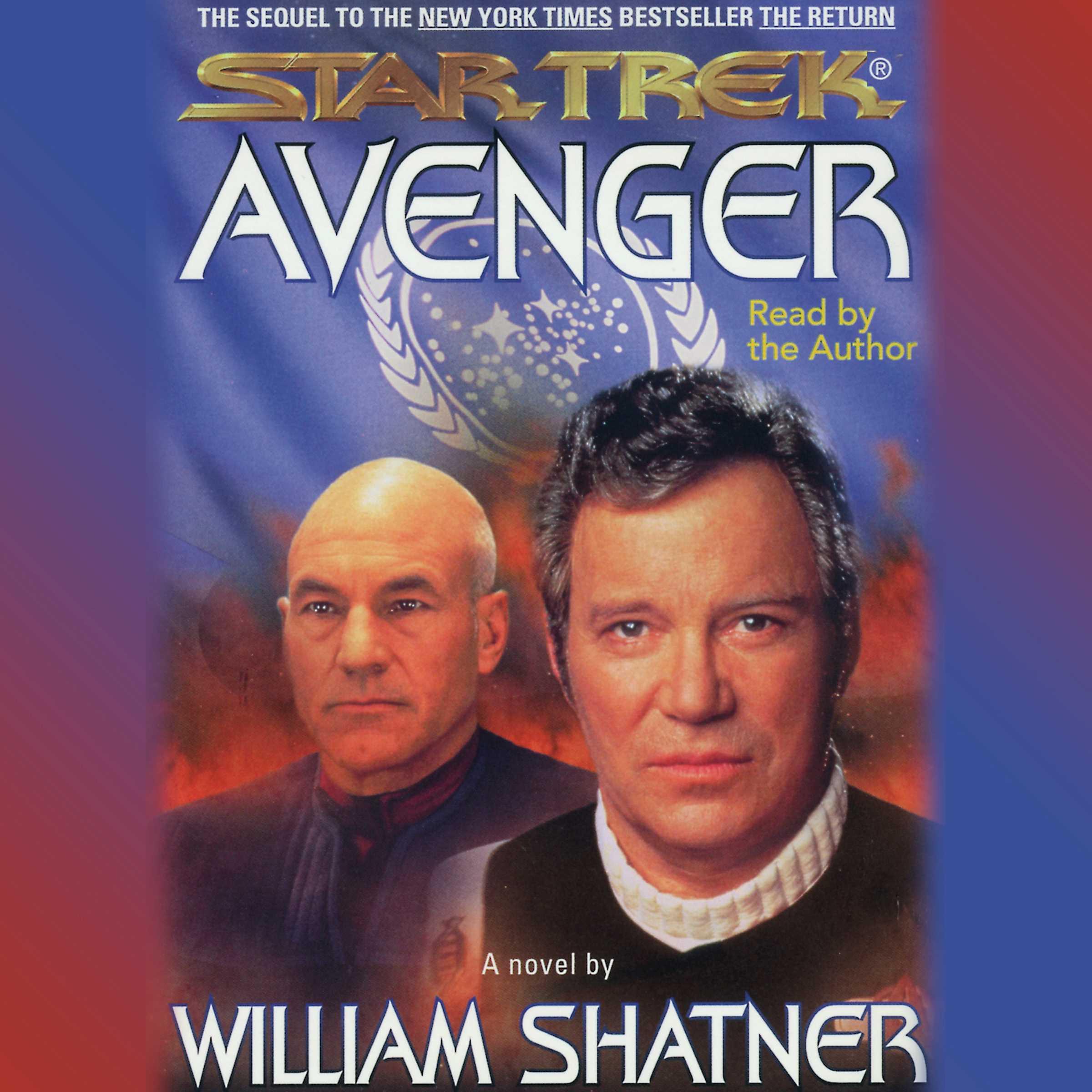 Star trek avenger 9780743546805 hr