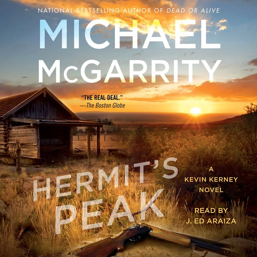 Hermit S Peak Audiobook By Michael Mcgarrity Ed J Araiza Official Publisher Page Simon Schuster