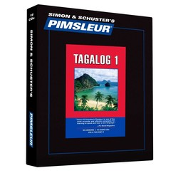 Pimsleur Tagalog Level 1 CD