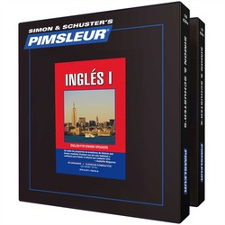 Pimsleur English for Spanish Speakers Levels 1-2 CD