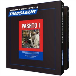 Pimsleur Pashto Levels 1-2 CD