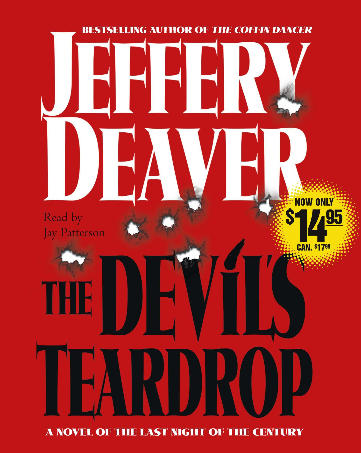 the theme of striving for perfection in the bone collector and the devils teardrop by jeffery deaver Lucinda williams: down where the spirit meets the bone (thirty tigers) 3lp the new album from lucinda williams, down where the spirit meets the bone produced by tom overby, greg leisz and lucinda williams, recorded and mixed by dave bianco, mastered by joe gastwirt.