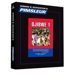 Pimsleur Ojibwe Level 1 CD