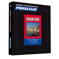 Pimsleur Croatian Level 1 CD