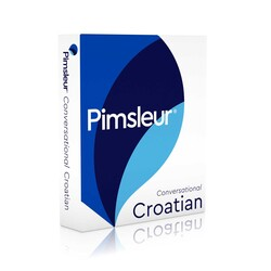 Pimsleur Croatian Conversational Course - Level 1 Lessons 1-16 CD