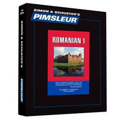 Pimsleur Romanian Level 1 CD