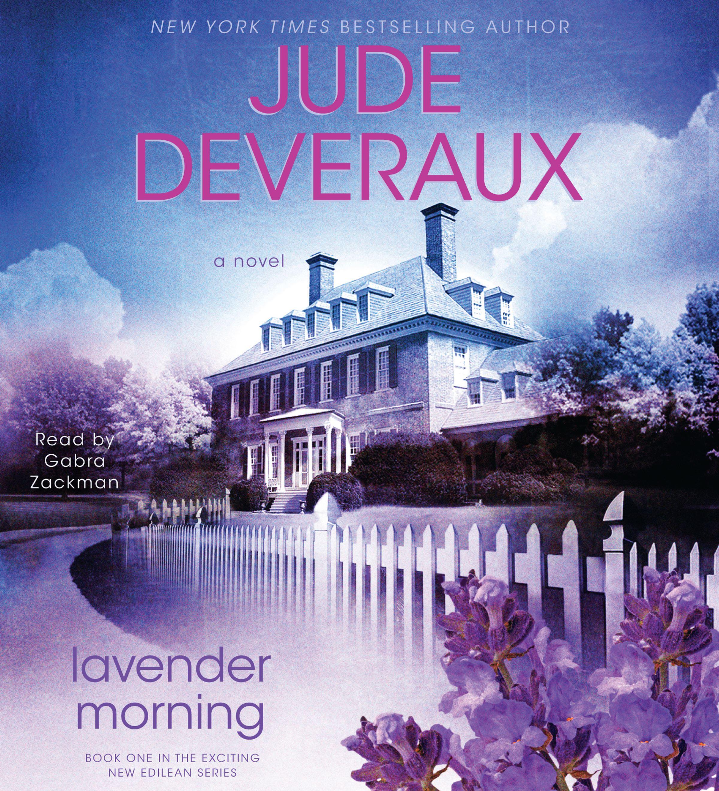 Lavender morning 9780743579728 hr